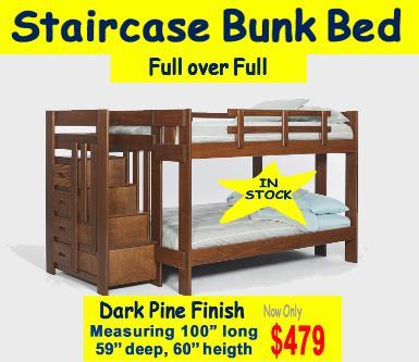 Restful Sleepin Bunk Beds Bunkbeds
