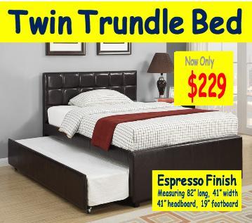 Restful Sleepin Trundle Beds North