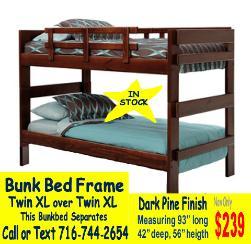 staircase bunk beds